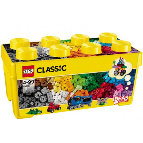 LEGO Classic, Cutie medie de constructie creativa 10696