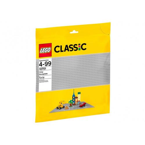LEGO Classic, Placa de baza gri LEGO 10701