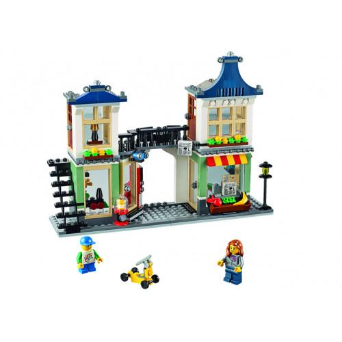LEGO Creator, Magazin de jucarii si bacanie 31036