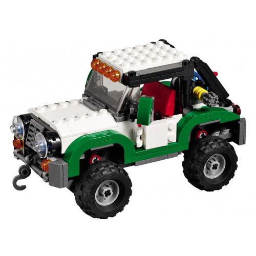 LEGO Creator, Vehicule pentru aventuri 31037