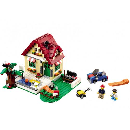 LEGO Creator, Casa 3 anotimpuri 31038