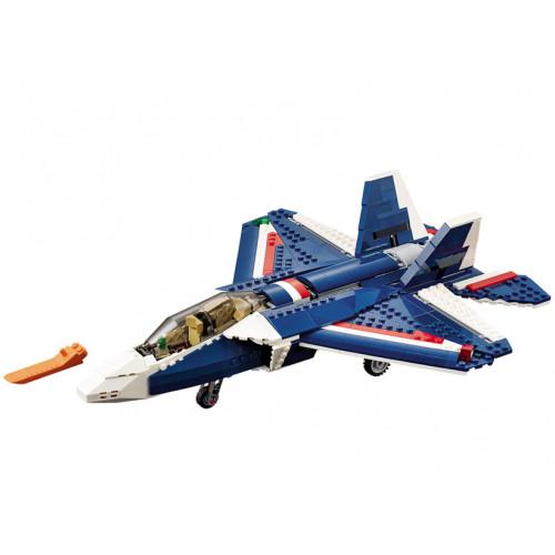 LEGO Creator, Power jet albastru 31039