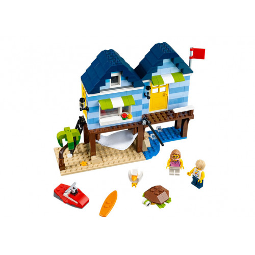 LEGO Creator, Casa de pe plaja 31063