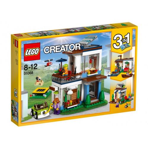 Lego Creator,  Locuinta moderna 31068