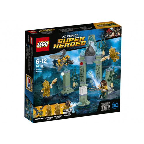 LEGO DC Comics Super Heroes, Batalia Atlantisului, 76085