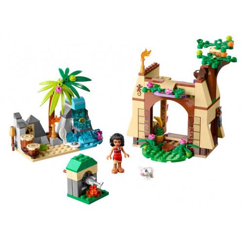 LEGO Disney Princess, Vaiana si aventura ei de pe insula 41149