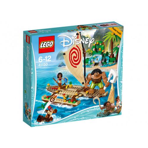LEGO Disney Princess, Vaiana si calatoria ei pe ocean 41150