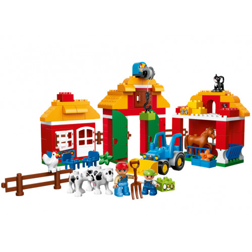 LEGO DUPLO, Ferma mare 10525