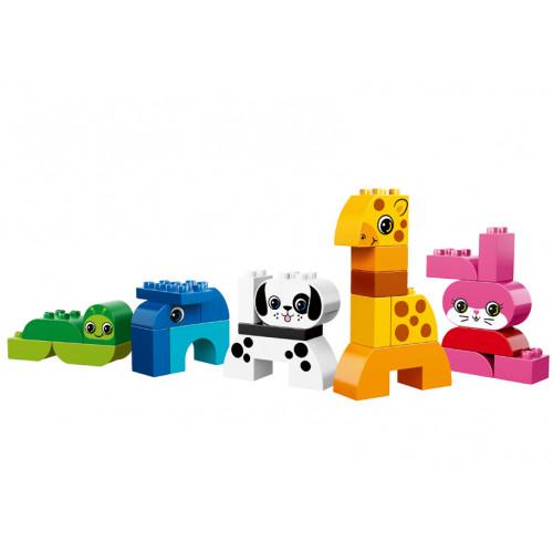 LEGO DUPLO, Animale creative 10573