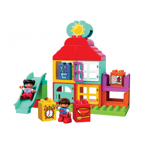 LEGO DUPLO, Prima mea casa de joaca 10616