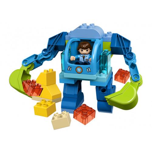 LEGO DUPLO, Costumul Exo-Flex al lui Miles 10825