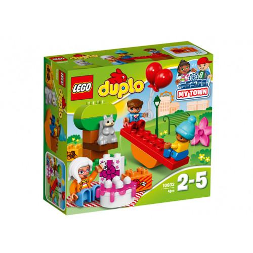 LEGO DUPLO, Picnicul aniversar 10832
