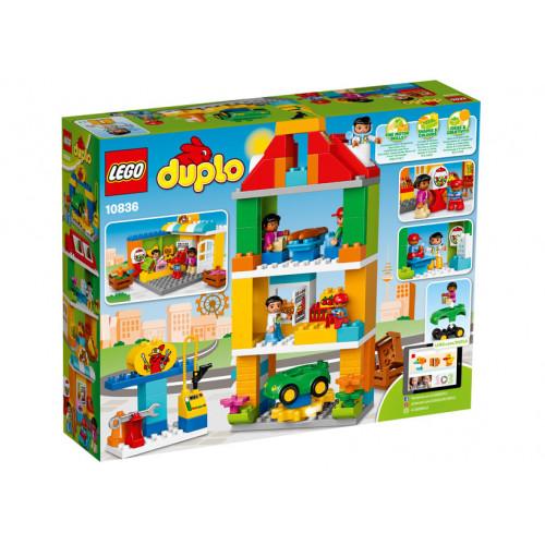 LEGO DUPLO, Piata mare a orasului 10836