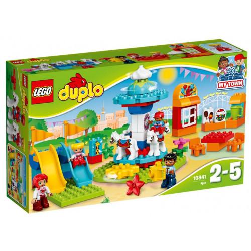 LEGO DUPLO, Parc de distractii 10841