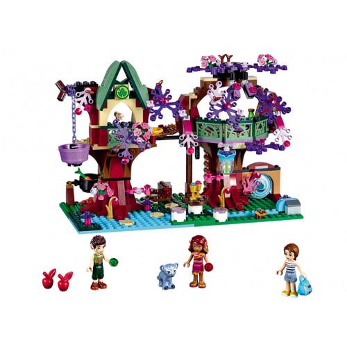 LEGO Elves, Ascunzisul din copac al elfilor 41075
