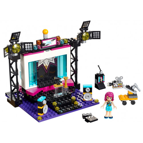 LEGO Friends, Studioul TV al vedetei pop 41117