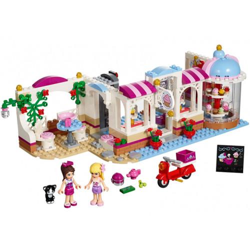 LEGO Friends, Cafeneaua cu briose din Heartlake 41119