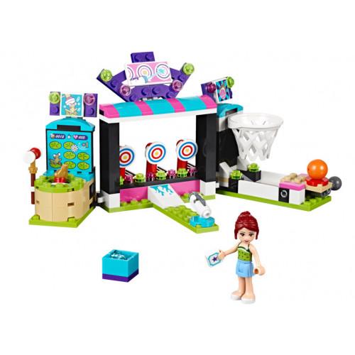 LEGO Friends, Sala de jocuri din parcul de distractii 41127