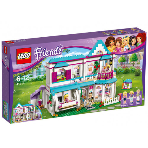 LEGO Friends, Casa Stephaniei 41314