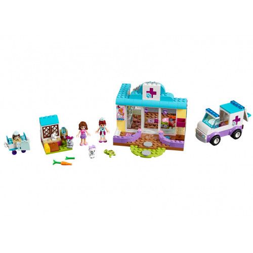 LEGO Juniors, Clinica veterinara a Miei 10728