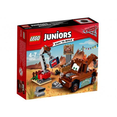 LEGO Juniors, Depozitul de fier vechi al lui Bucsa 10733