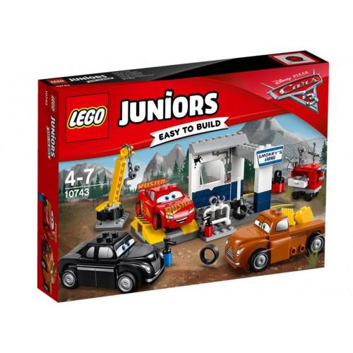 LEGO Juniors, Garajul lui Fumuriu 10743