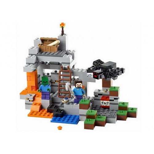 LEGO Minecraft, Pestera 21113