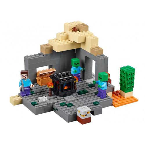 LEGO Minecraft, Temnita 21119
