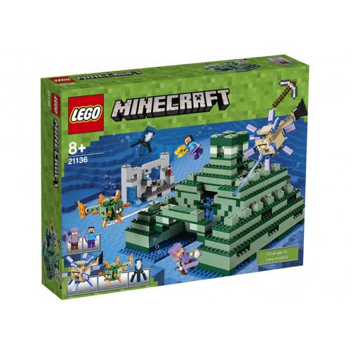 LEGO Minecraft, Monumentul din ocean, 21136