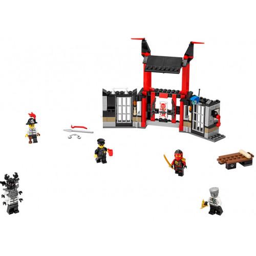 LEGO Ninjago, Evadarea din inchisoarea Kryptarium 70591