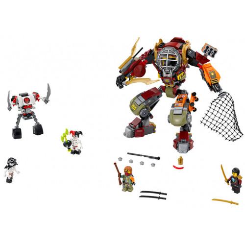 LEGO Ninjago, Vanator de recompense 70592