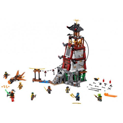 LEGO Ninjago, Asediul farului 70594