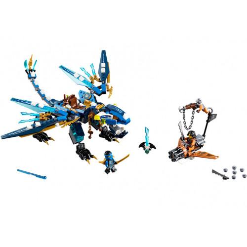 LEGO Ninjago, Dragonul lui Jay 70602