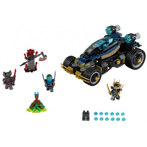 LEGO Ninjago, Vehiculul Samurai VXL 70625