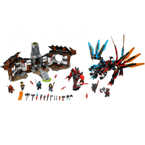 LEGO Ninjago, Fieraria dragonului 70627