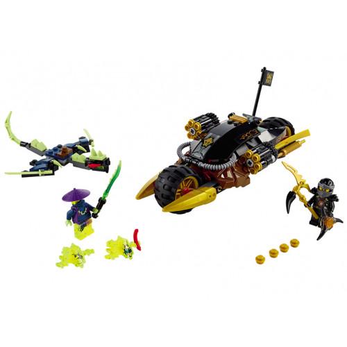 LEGO Ninjago, Motocicleta cu explozoare 70733