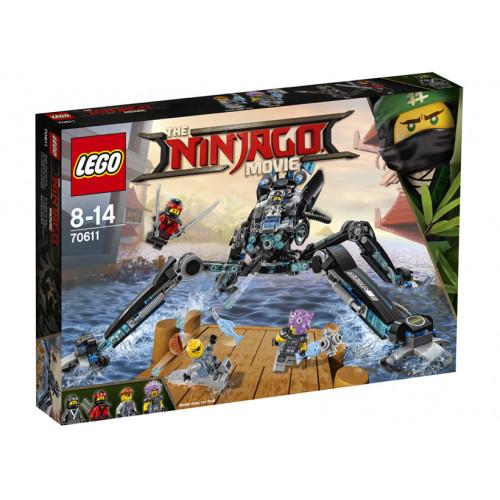 LEGO Ninjago, Paianjen de apa, 70611