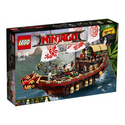 LEGO Ninjago, Destiny's Bounty, 70618