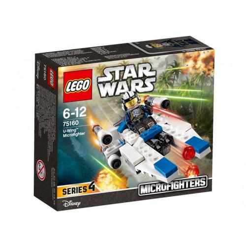LEGO Star Wars, U-Wing, 75160