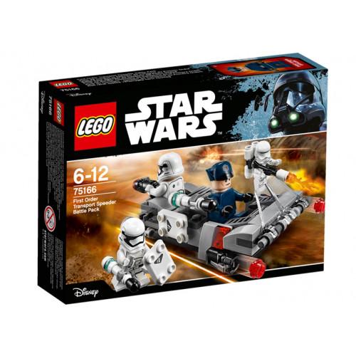 LEGO Star Wars, Transportor de viteza al Ordinului Intai, 75166