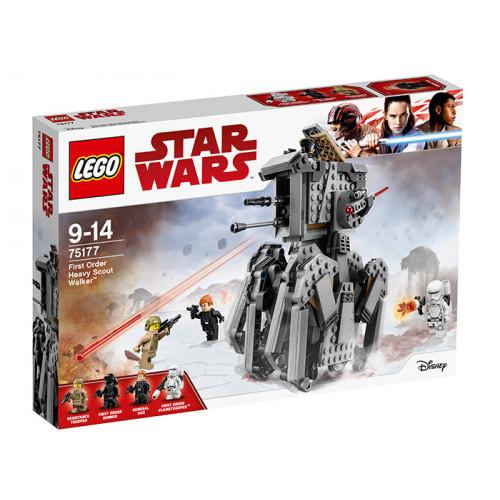 LEGO Star Wars, Heavy Scott Walker al Ordinului Intai, 75177