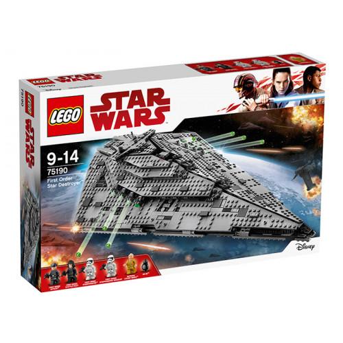 LEGO Star Wars, Star Destroyer al Ordinului Intai, 75190