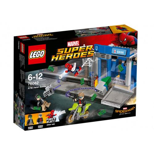 LEGO Marvel Super Heroes, Jaful bancomatului, 76082