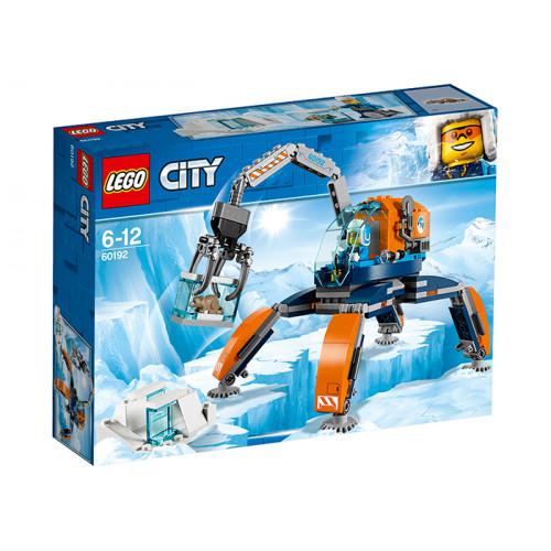 LEGO City, Macara Arctica 60192