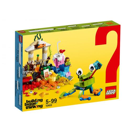 LEGO Classic, Lumea distractiei, 10403