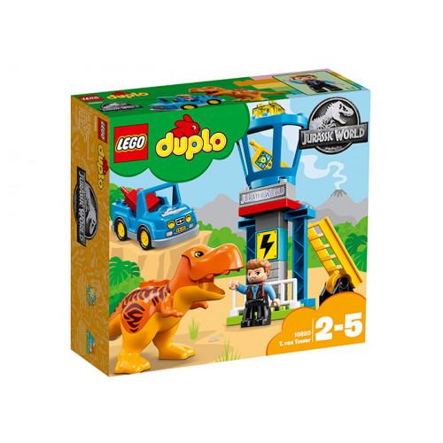 LEGO DUPLO, Turnul T. Rex, 10880 - 1