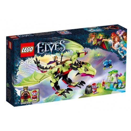 LEGO Elves, Dragonul malefic al regelui Goblin, 41183
