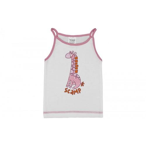 Tricou fetiţe/Basic
