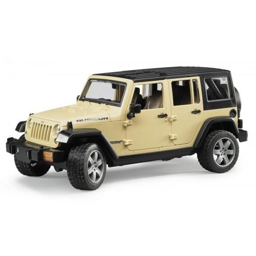 Jeep Wrangler Unlimited Rubicon Bruder 02525