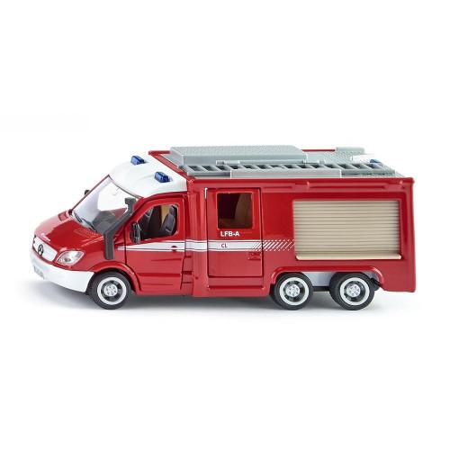 Masina de pompieri Mercedes Benz Sprinter 6x6, Siku 2113